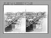 view ---over the Yongow Branch of the Yung River at Ningpo, China. Copyright 1900 by Underwood & Underwood. [on negative]. [Active no. 24091 : stereo photonegative,] 1900 digital asset number 1