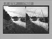 view [River rapids.] 29519 photonegative digital asset number 1