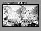 view [Mountain restaurant.] 29579 Photonegative digital asset: [Mountain restaurant.] 29579 Photonegative.