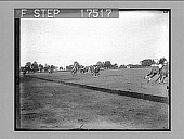 view [Outdoor polo competition.] 1731 photonegative digital asset: [Outdoor polo competition.] 1731 photonegative.
