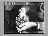 view [Early radio tubes.] 1800 photonegative digital asset: [Early radio tubes.] 1800 photonegative.
