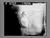 view [Trumpeter. No. 1852 : photonegative.] digital asset: [Trumpeter. No. 1852 : photonegative.]