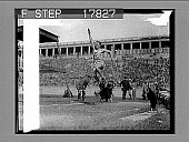 view Fiftieth Annual championship of inter-collegiate A.A.A.A. at Harvard Stadium -- won by the University of Southern California. [photonegative] digital asset: Fiftieth Annual championship of inter-collegiate A.A.A.A. at Harvard Stadium -- won by the University of Southern California. [photonegative], 05/30/1926.
