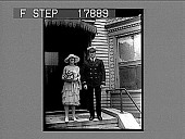view [Naval couple.] 2028 photonegative digital asset: [Naval couple.] 2028 photonegative 1926.
