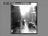 view [Chinatown street scene, New York City : Active no. 2443 : photonegative,] digital asset: [Chinatown street scene, New York City : Active no. 2443 : photonegative,] 1926.