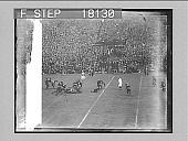 view [Army-Notre Dame football game, caption no. 10166 : photonegative.] digital asset: [Army-Notre Dame football game, caption no. 10166 : photonegative.]