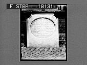 view [Plaque.] 10164 photonegative digital asset: [Plaque.] 10164 photonegative.