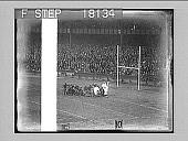 view [Football action and crowd at Yankee Stadium. Active no. 10165 : non-stereo photonegative.] digital asset: [Football action and crowd at Yankee Stadium. Active no. 10165 : non-stereo photonegative.]