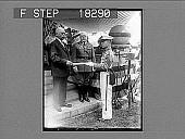 view [West Point cadet receives graduation diploma. Caption 10012A-1 : photonegative,] digital asset: [West Point cadet receives graduation diploma. Caption 10012A-1 : photonegative,] 1929.