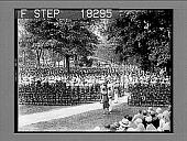 view [Overview of crowd at West Point graduation ceremonies.] 10015 Photonegative digital asset: [Overview of crowd at West Point graduation ceremonies.] 10015 Photonegative 1929.