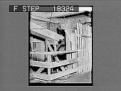 view [Machinery in a shed.] 10032 Photonegative digital asset number 1