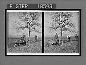 view An automobile plow at work--in a field in England. [Tractor plow with inventor driving.] [Caption no. 219 : stereoscopic interpositive.] digital asset: An automobile plow at work--in a field in England. [Tractor plow with inventor driving.] [Caption no. 219 : stereoscopic interpositive.]