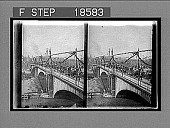 view London Bridge in coronation dress. 275 Interpositive 1902 digital asset number 1