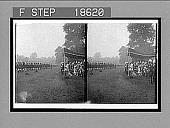 view King Edward VII and his two successors, Prince of Wales and little Prince Edward--Reviewing Indian Coronation Contingent, Buckingham Palace. [Active no. 351 : stereo Interpositive,] digital asset: King Edward VII and his two successors, Prince of Wales and little Prince Edward--Reviewing Indian Coronation Contingent, Buckingham Palace. [Active no. 351 : stereo Interpositive,] 1902.