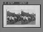 view Picturesque life and customs of an Irish village. 540 interpositive digital asset: Picturesque life and customs of an Irish village. 540 interpositive.