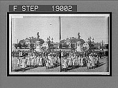 view Children of Sweden--in the square before the statue of Charles XI, Karlskrona. 876 Interpositive digital asset: Children of Sweden--in the square before the statue of Charles XI, Karlskrona. 876 Interpositive 1905.