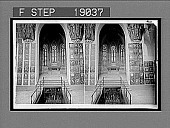 view Splendid chapel guarding the royal dust of Charles XIV, Riddarholms Church, Stockholm. 915 Interpositive digital asset: Splendid chapel guarding the royal dust of Charles XIV, Riddarholms Church, Stockholm. 915 Interpositive 1905.