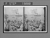 view Harbor from which the old sea-kings used to sail (seen from the Royal Yacht Club), Copenhagen. [Active no. 1007 : stereo interpositive,] digital asset: Harbor from which the old sea-kings used to sail (seen from the Royal Yacht Club), Copenhagen. [Active no. 1007 : stereo interpositive,] 1905.