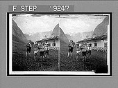 view Bavarian mountaineers. 1262 Interpositive digital asset number 1