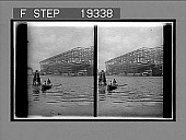 view Where Germany builds her ships--S.S. Kaiser Wilhelm II in ship-yards, Stettin. 1356 interpositive digital asset: Where Germany builds her ships--S.S. Kaiser Wilhelm II in ship-yards, Stettin. 1356 interpositive 1905.