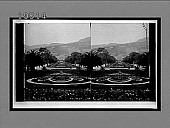 view Gardens from the Casino, Monte Carlo. Active no. 1722 : stereo interpositive,] digital asset: Gardens from the Casino, Monte Carlo. Active no. 1722 : stereo interpositive,] 1905.