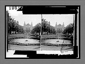 view The Casino from its lovely gardens, Monte Carlo. 1723 Interpositive digital asset: The Casino from its lovely gardens, Monte Carlo. 1723 Interpositive.