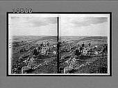 view Plataea, N.W. over ruined fortifications--famous for destruction of Persian army. [Active no. 2457 : stereo i\Interpositive.] digital asset: Plataea, N.W. over ruined fortifications--famous for destruction of Persian army. [Active no. 2457 : stereo i\Interpositive.]