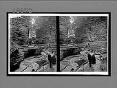 "view Grandly picturesque--the Pools, ""Baptismal Font""--Watkins Glen. 5482 Interpositive digital asset: Grandly picturesque--the Pools, ""Baptismal Font""--Watkins Glen. 5482 Interpositive."