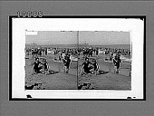 view Neptune's smiles--Old Ocean's playful dashing breakers on the beach. [Active no. 5507 : stereo interpositive.] digital asset: Neptune's smiles--Old Ocean's playful dashing breakers on the beach. [Active no. 5507 : stereo interpositive.]