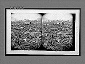 view General view of the wrecked city, Johnstown. 5530 interpositive digital asset: General view of the wrecked city, Johnstown. 5530 interpositive.