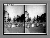 view Pennsylvania Avenue from the Treasury, S.E. to the United States Capitol. [Active no. 5606 : stereo interpositive.] digital asset: Pennsylvania Avenue from the Treasury, S.E. to the United States Capitol. [Active no. 5606 : stereo interpositive.]