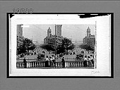 view Pennsylvania Avenue from the Treasury, S.E. to the United States Capitol. [Active no. 5606 : black-and-white interpositive,] digital asset: Pennsylvania Avenue from the Treasury, S.E. to the United States Capitol. [Active no. 5606 : black-and-white interpositive,] 1910.