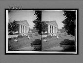 view General Robert E. Lee's old home, Arlington, Va. [Active no. 5614 : stereo interpositive.] digital asset: General Robert E. Lee's old home, Arlington, Va. [Active no. 5614 : stereo interpositive.]