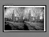 view Christ Church, where Washington joined with his neighbors in public worship, Alexandria, Va. 5617 interpositive digital asset: Christ Church, where Washington joined with his neighbors in public worship, Alexandria, Va. 5617 interpositive 1908.