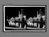 view Night splendors at the World's Fair--brilliant illuminations of Mines and Liberal Arts Buildings. 5870 Interpositive digital asset: Night splendors at the World's Fair--brilliant illuminations of Mines and Liberal Arts Buildings. 5870 Interpositive 1903