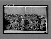view From Festival Hall pavilion N.W. over Basin to Louisiana Purchase Monument. 5872 Interpositive digital asset: From Festival Hall pavilion N.W. over Basin to Louisiana Purchase Monument. 5872 Interpositive 1903.