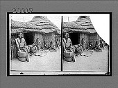 view Home life of the bearded Ainus of northern Japan. 5920 Interpositive digital asset: Home life of the bearded Ainus of northern Japan. 5920 Interpositive 1903.