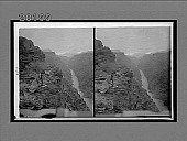 view W.N.W.--down Colorado River from foot of Grand View trail (1,200 feet cut through solid granite). 6104 Interpositive digital asset: W.N.W.--down Colorado River from foot of Grand View trail (1,200 feet cut through solid granite). 6104 Interpositive.