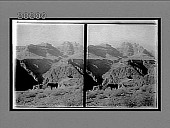 view Angels' Gateway and Newberry Terrace from across the Colorado River. Caption no. 6111 : stereoscopic interpositive digital asset: Angels' Gateway and Newberry Terrace from across the Colorado River. Caption no. 6111 : stereoscopic interpositive.