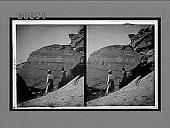 view Indian pictographs, undeciphered writing of antiquity, near Adamana, Arizona. 6164 Interpositive digital asset: Indian pictographs, undeciphered writing of antiquity, near Adamana, Arizona. 6164 Interpositive.