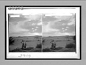 view Evening on the desert--Navajo Indian Reservation, Indian trading post, Canyon Diablo, Navajo Reservation, Arizona. [Actiive no. 6165 : stereo interpositive.] digital asset: Evening on the desert--Navajo Indian Reservation, Indian trading post, Canyon Diablo, Navajo Reservation, Arizona. [Actiive no. 6165 : stereo interpositive.]