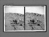 view The metropolis of the Hopi--Oraibi, Arizona. Interpositive digital asset: The metropolis of the Hopi--Oraibi, Arizona. Interpositive.