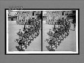 "view The masked Kachinas (Hopi Indian ""rain-makers""), village of Shonghopavi, Arizona. 6183 Interpositive digital asset: The masked Kachinas (Hopi Indian ""rain-makers""), village of Shonghopavi, Arizona. 6183 Interpositive."