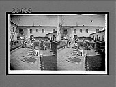 view Drying skeins at a cotton mill, Jalapa. 6389 interpositive digital asset: Drying skeins at a cotton mill, Jalapa. 6389 interpositive.