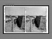 view Moat once defending Morro Castle, S.E. over Cabana Fortress to Harbor, Havana. 6481 Interpositive digital asset: Moat once defending Morro Castle, S.E. over Cabana Fortress to Harbor, Havana. 6481 Interpositive 1908.