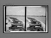 """view Battery of the """"Twelve Apostles,"""" Morro Castle, defending harbor entrance (S.S.E.). [Active no. 6487 : stereo interpositive.] digital asset: Battery of the """"Twelve Apostles,"""" Morro Castle, defending harbor entrance (S.S.E.). [Active no. 6487 : stereo interpositive.]"""
