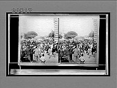 view Gen. Fitzhugh Lee, entering Havana at the head of his Army, January 1, 1899. [Active no. 6493 : stereo interpositive,] digital asset: Gen. Fitzhugh Lee, entering Havana at the head of his Army, January 1, 1899. [Active no. 6493 : stereo interpositive,] 1899.