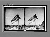 view The birth of a nation--the Star of the Cuban Republic raised over the palace, noon, May 20, 1902. [Caption no. 6518 : stereo interpositive,] digital asset: The birth of a nation--the Star of the Cuban Republic raised over the palace, noon, May 20, 1902. [Caption no. 6518 : stereo interpositive,] 1902.