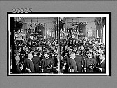view General Wood transferring Cuba's Government and delivering President Roosevelt's letter to President Palma, May 20, 1902. 6520 Interpositive digital asset: General Wood transferring Cuba's Government and delivering President Roosevelt's letter to President Palma, May 20, 1902. 6520 Interpositive, 1902.