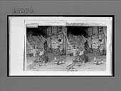 view Wretched poverty of a Cuban peasant's home, Province of Santiago. Active no. 6582 : stereo interpositive digital asset: Wretched poverty of a Cuban peasant's home, Province of Santiago. Active no. 6582 : stereo interpositive.